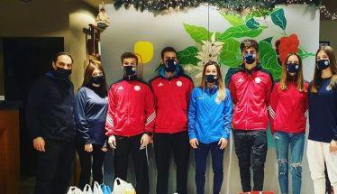 Οι αθλητές του Ο.Κ.Α Βικέλας Βέροιας