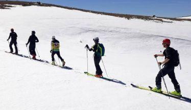 Γνωριμία με το ορειβατικό σκι και βόλτα στα 3-5 Πηγάδια απο τον ΕΟΣ Νάουσας