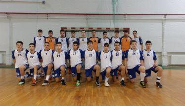 χαντ μπολ. Φιλική διεθνή νίκη για τους παίδες 29-28 την Ρουμανία