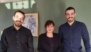 Η Φρόσω Καρασαρλίδου επισκέφθηκε τις επιχειρήσεις Voulis Chemicals και Panini Foods