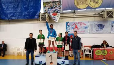 Ρωμιός: 23 μετάλλια στο διασυλλογικό κύπελλο Jiu-Jitsu της Κομοτηνής