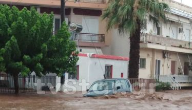 Ανείπωτη τραγωδία στην Εύβοια! - Βρήκαν πνιγμένο το μωράκι τους μέσα στα νερά του πλημμυρισμένου σπιτιού