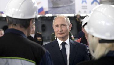 Πούτιν: «Έχουμε εμβόλιο για τον κορωνοϊό»: Έχει ήδη χορηγηθεί στην κόρη του!