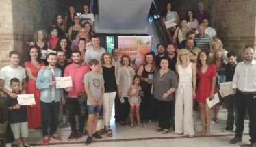 Βραβεύθηκαν οι νικητές του  3ου διαγωνισμού φωτογραφίας του ΤΟΒ για τις ανθισμένες ροδακινιές
