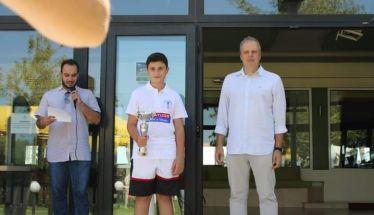 Ημαθιώτης ο Πρωταθλητής Ελλάδας Σκακιού 2020 κάτω των 14 ετών!