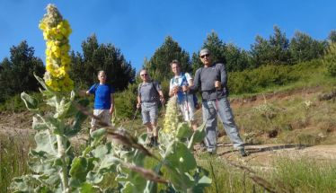 Στην κορυφή Αρβανίτης με τους Ορειβάτες Βέροιας