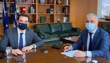 Νέα χρηματοδότηση και κριτήρια ένταξης στο 'Εξοικονομώ-Αυτονομώ' ζητά ο Λάζαρος Τσαβδαρίδης