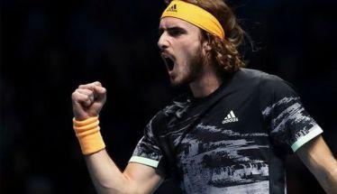 Βασιλιάς Τσιτσιπάς - Επικός θρίαμβος επί του Τιμ κατέκτησε την κούπα στο ATP Finals