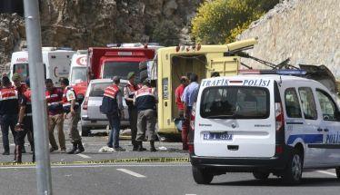 Πολύνεκρο τροχαίο με μετανάστες στην ανατολική Τουρκία
