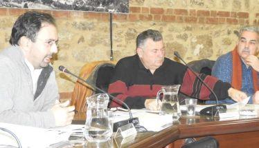Αγροτικά, Τελωνείο, ΔΕΥΑΒ, Μακεδονία μεταξύ άλλων, στο Δημοτικό Συμβούλιο Βέροιας