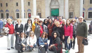 Οι εκδρομείς ευχαριστούν το Πρακτορείο «ΑΛΑΤΣΙΔΗ» για την επιτυχημένη   εκδρομή σε Ανδριανούπολη και Ραιδεστό