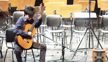 Με απόλυτη επιτυχία διεξήχθη το 14ο Διεθνές Φεστιβάλ Κιθάρας στη Βέροια - Βίντεο