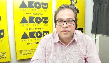 Συνέντευξη του Αντώνη Μαρκούλη  στον ΑΚΟΥ 99.6 - Τι είπε για την πρόταση συνεργασίας με δήμαρχο,   «κάρφωσε» Μπατσαρά, Παυλίδη και έκανε την αυτοκριτική του
