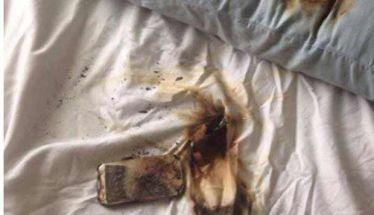 Εξερράγη το κινητό της την ώρα που κοιμόταν και την σκότωσε!