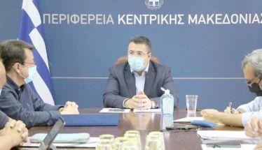 Σε αυξημένη επιφυλακή για την αντιμετώπιση  του κορονοϊού η Περιφέρεια Κεντρικής Μακεδονίας