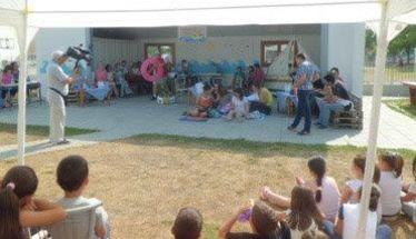 Εκδηλώσεις για τη λήξη του σχολικού έτους στο  ΕΕΕΕΚ Αλεξάνδρειας