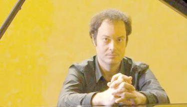 Στο Μέγαρο Μουσικής Θεσσαλονίκης ο Παναγιώτης   Τροχόπουλος