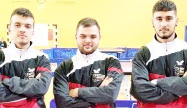 Πινγκ-Πονγκ Με το δεξί στον δεύτερο γύρο του πρωταθλήματος ο ΑΣΕΑΒ