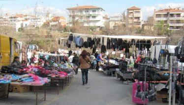 Σχέδιο Κανονισμού   Ωραρίου και ημέρας   λειτουργίας της Λαϊκής   Αγοράς Δ.Κ. Βέροιας