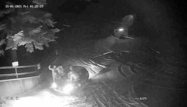 Ανέβηκαν όχι για σκι…αλλά για παντιλίκια στο Χιονοδρομικό του Σελίου!