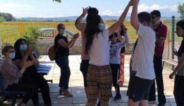 Λήξη σχολικού έτους με τραγούδι, χορό και εδέσματα στο  ΕΕΕΕΚ Αλεξάνδρειας