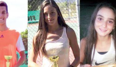 SARANTOVRISES TENIS ACADEMY - 3 στα 4 για την Ακαδημία στο 5ο Ενωσιακό Πρωτάθλημα