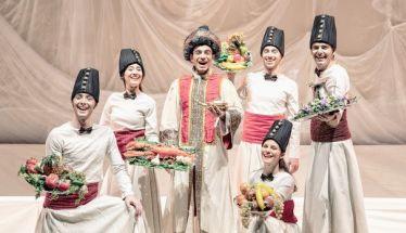 «Χίλιες και μία νύχτες» στη Βέροια από την Παιδική Σκηνή του Νέου Θεάτρου   Θεσσαλονίκης