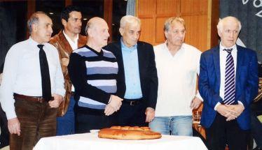 Στην SALA της Ελιάς την Δευτέρα 28 Ιανουαρίου η κοπή της πίτας των παλαιμάχων Βέροιας