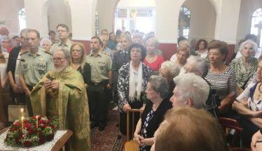 Η γιορτή της Υψώσεως Τιμίου Σταυρού στο Γηροκομείο Βέροιας