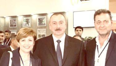 Θετικές εντυπώσεις   στο Αζερμπαϊτζάν από   την ποιότητα των Ελληνικών αγροτικών προϊόντων