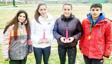 «Σάρωσε» ο ΕΡΜΗΣ  στο Ε3 16 ετών των Γιαννιτσών  Πρωτιές για Γιτοπούλου και Στεφανόπουλο