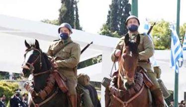 Επιστρέφει το Ιππικό στον Ελληνικό Στρατό (;)