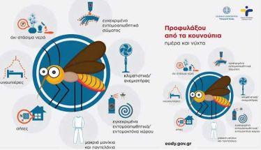 Δήμος Αλεξάνδρειας και ΕΟΔΥ: Μέτρα προφύλαξης από τα κουνούπια και τον ιό του δυτικού Νείλου