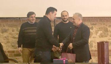 Μαθητές από τον αδελφοποιημένο Δήμο Άργους επισκέφτηκαν  και φέτος το Δήμο Βέροιας