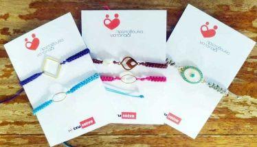 Καλοκαιρινά βραχιολάκια για τον καλό σκοπό  της «Πρωτοβουλίας για το Παιδί»