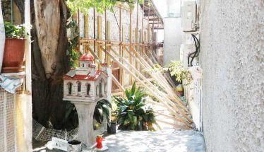 Λίγοι Βεροιώτες γνωρίζουν… την ύπαρξή του - Προφήτης Ηλίας ένα «κουφάρι ναού» στο κέντρο της πόλης