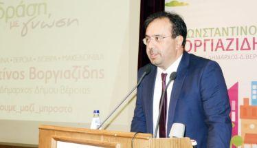Κώστας Βοργιαζίδης:  «Ίδιες ευκαιρίες και δικαιώματα σε κάθε γωνιά του δήμου»