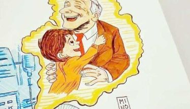Συγκλονιστικό σκίτσο  από τον Ιταλό ΜΙΝΟ