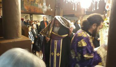 Η αποκαθήλωση στον Αγ. Σπυρίδωνα Βέροιας
