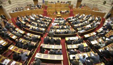 Φουλ τα νομοθετικά γκάζια στη Βουλή μέχρι το Πάσχα