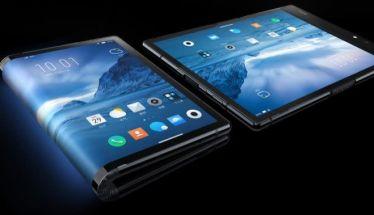 Το πρώτο «έξυπνο» κινητό που διπλώνει σαν πορτοφόλι