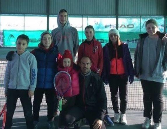 Κανονικά οι προπονήσεις στον Ο.Α. Αλέξανδρο στο στεγασμένο γήπεδο τένις