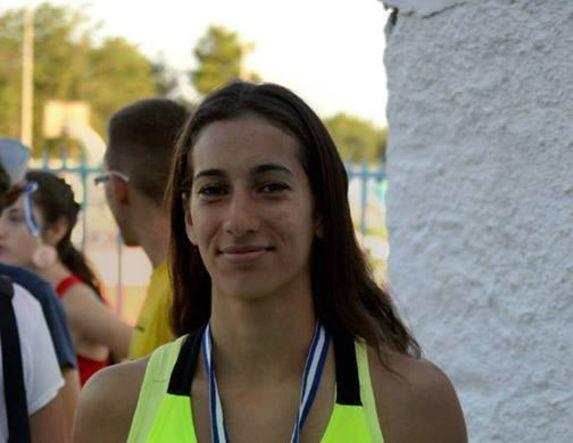 O στίβος της Βέροιας στο Πανελλήνιο πρωτάθλημα Νέων στην Λάρισα