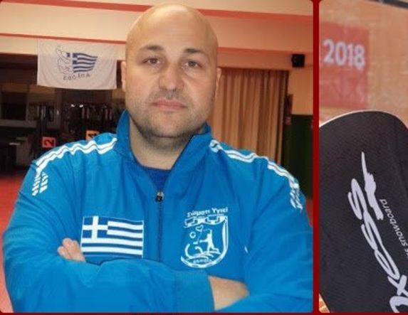 Αλέξανδρος Καραϊωσήφ και Κωνσταντίνος Πετράκης εκπρόσωποι της ΕΑΟμ-ΑμεΑ για το 2019-20
