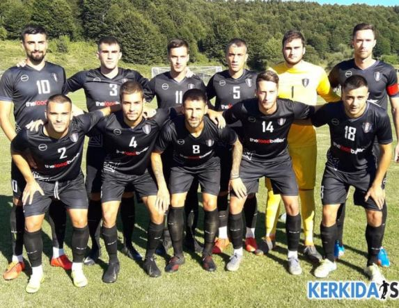 Φιλική νίκη επί του ΑΟ Χανιά/Κισσαμικού για τη ΒΕΡΟΙΑ με 1-0.