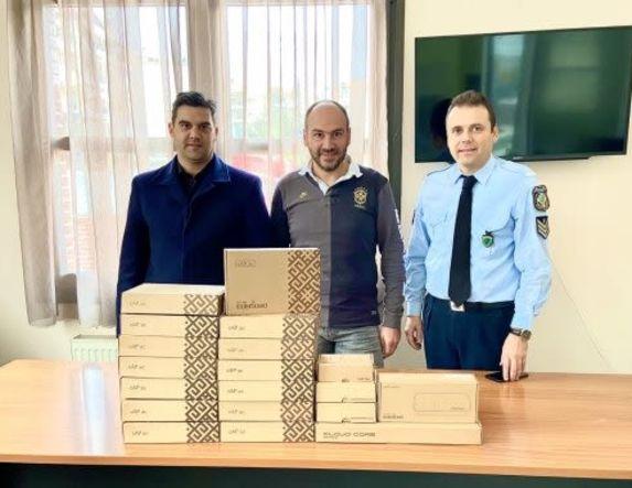 Δωρεάν πρόσβαση στο διαδίκτυο για πολίτες που θα βρεθούν στις Αστυνομικές Υπηρεσίες της Ημαθίας