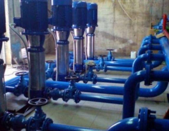 Νέο δίκτυο ύδρευσης στη πόλη της Νάουσας
