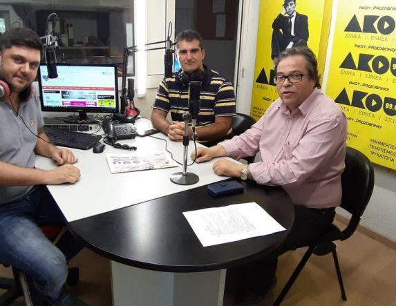 «Λαϊκά και Αιρετικά» (13/9): Ο Αντώνης Μαρκούλης ζωντανά στο στούντιο μιλά για όλα, κανναβουριές σε ταράτσα της Βέροιας