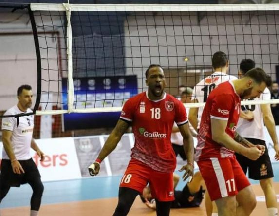 Λίγκ Κάπ Ν. Σαμαράς . Ιστορική νίκη πρόκριση στον τελικό ο Φίλιππος 3-1 τον ΠΑΟΚ