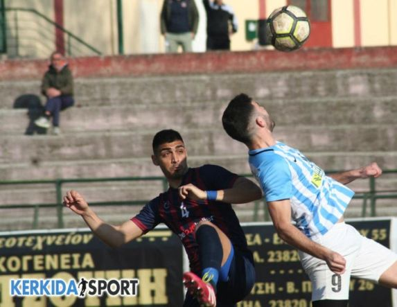 Στον εξ αναβολής αγώνα η ΒΕΡΟΙΑ έμεινε στο 0-0 στα Γιαννιτσά